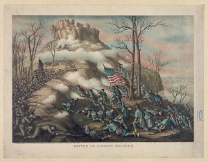 Lookout Mountain 1863