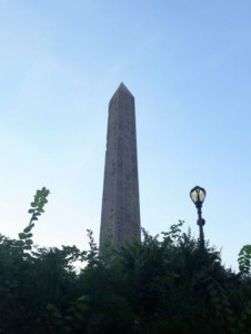 Cleopatra's Needle -- Central Park