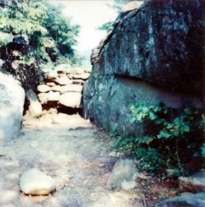 Devil's Den Gettysburg in 1979