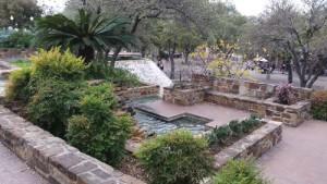 HemisFair fountain