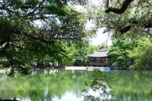 Denman Estate Park Pavilion, San Antonio