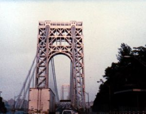 George Washington Bridge, 1988