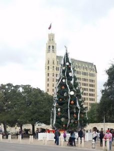 2015 San Antonio Christmas Tree