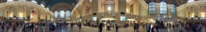 Grand Central Terminal Panorama