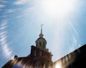 Independence Hall, 1988
