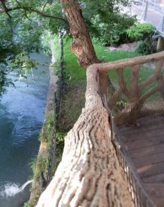 Little Treehouse Banister, Witte Museum, San Antonio, Texas