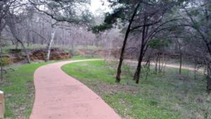 Geology Trail, Hardberger Park, San Antonio