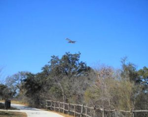 Walker Ranch Park airplane