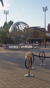Universal citywalk globe 2018