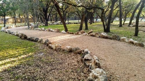 Orsinger Park Path 2018